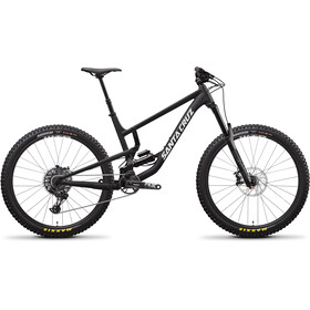Santa Cruz Nomad 4 AL R-Kit, gloss carbon/white